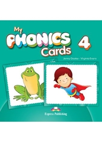 My Phonics 4: Consonant Blends My Phonics Cards