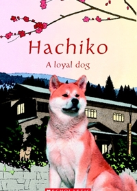 Hachiko: A loyal dog. Reader + Audio CD (Poziom: 1)