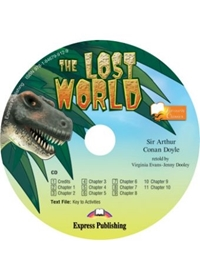 The Lost World. Audio CD
