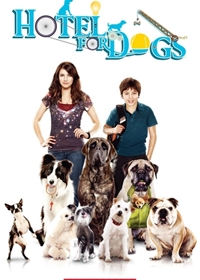 Hotel for Dogs. Reader + Audio CD (Poziom: 1; A1)