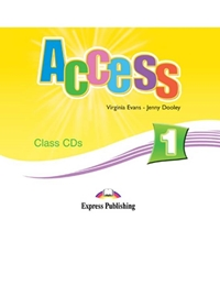 Access 1. Class Audio CDs