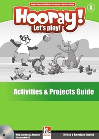 Hooray! Let's Play! (A) Activity Book Guide + CD