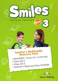 New Smiles 3. Teacher's Multimedia Resource Pack