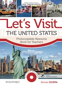 Let's Visit the United States. Teacher's Book + Audio CD