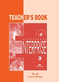 Enterprise 3. Teacher's Book
