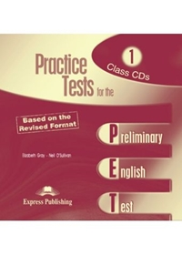 Practice Tests for the PET. Class Audio CDs