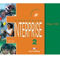 Enterprise 2. Class Audio CDs