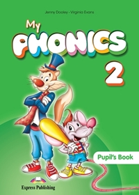 My Phonics 2: Short Vowels Pupil's Book + Digi Material (Podręcznik)