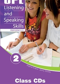 CPE Listening & Speaking Skills 2. Class Audio CDs